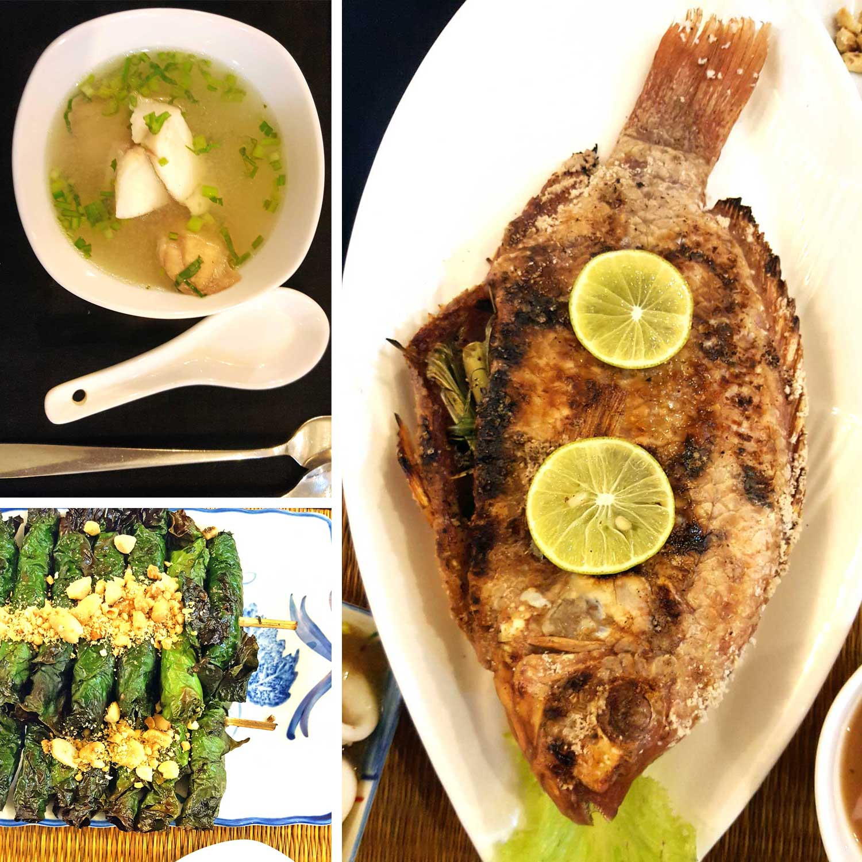 Menu Restaurant Mok Mony