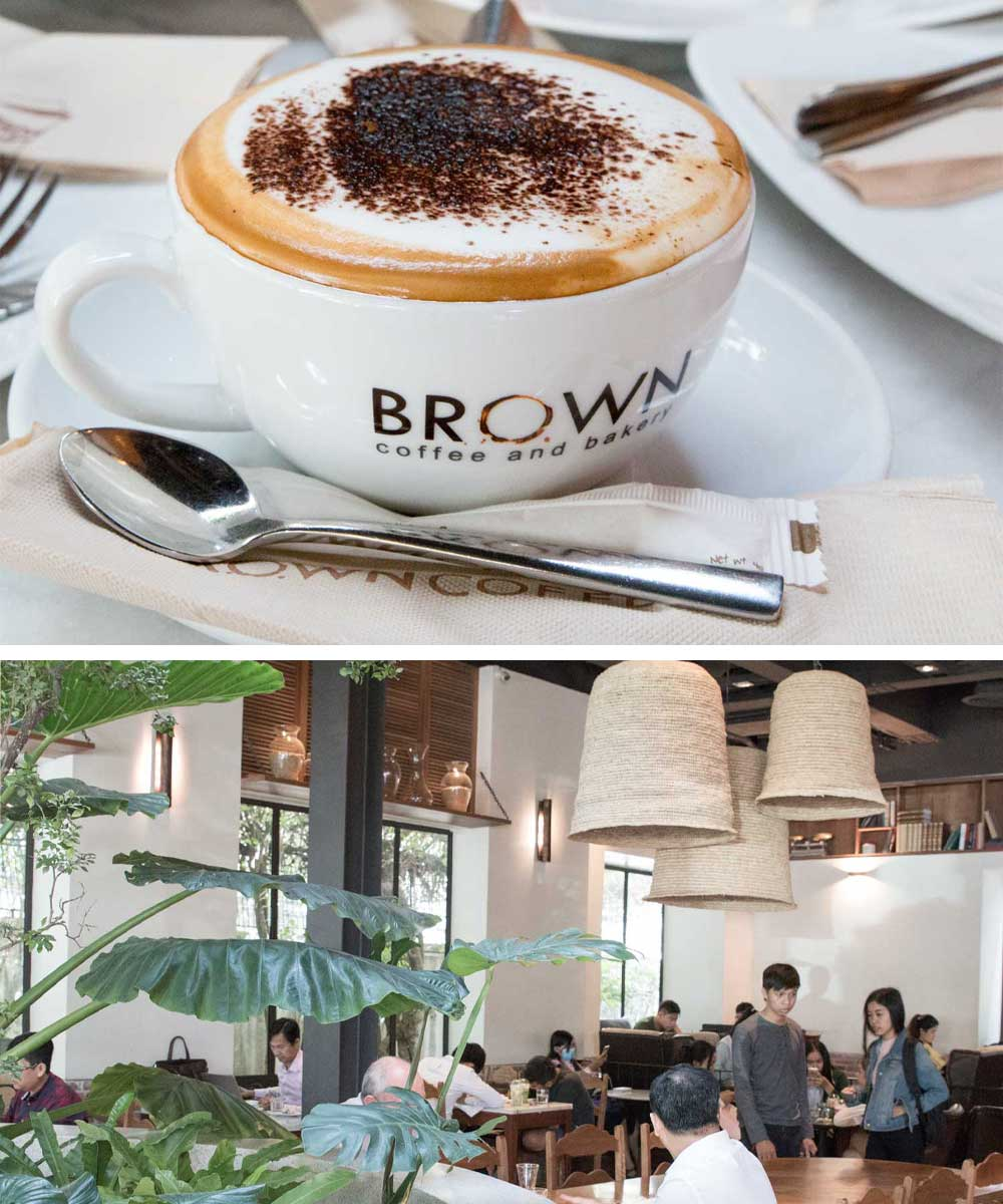 Café Brown Phnom Penh