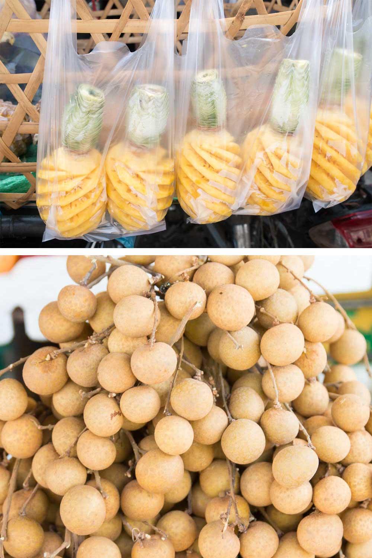 Russischer Markt Phnom Penh