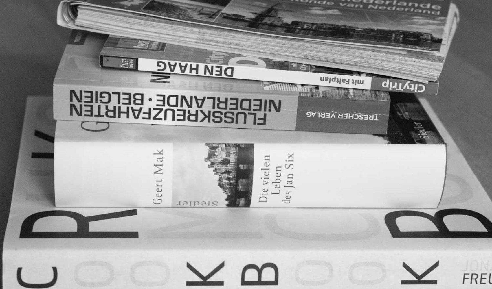 Bücher über Holland: Geschenktipps und Lesefutter
