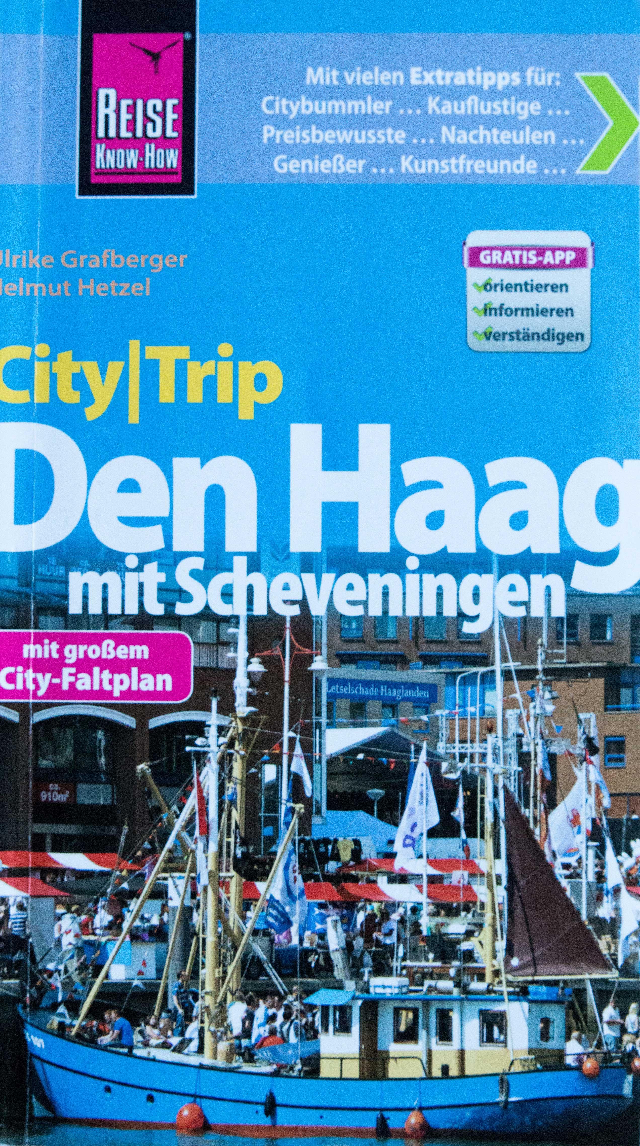 Reiseführer Den Haag und Scheveningen