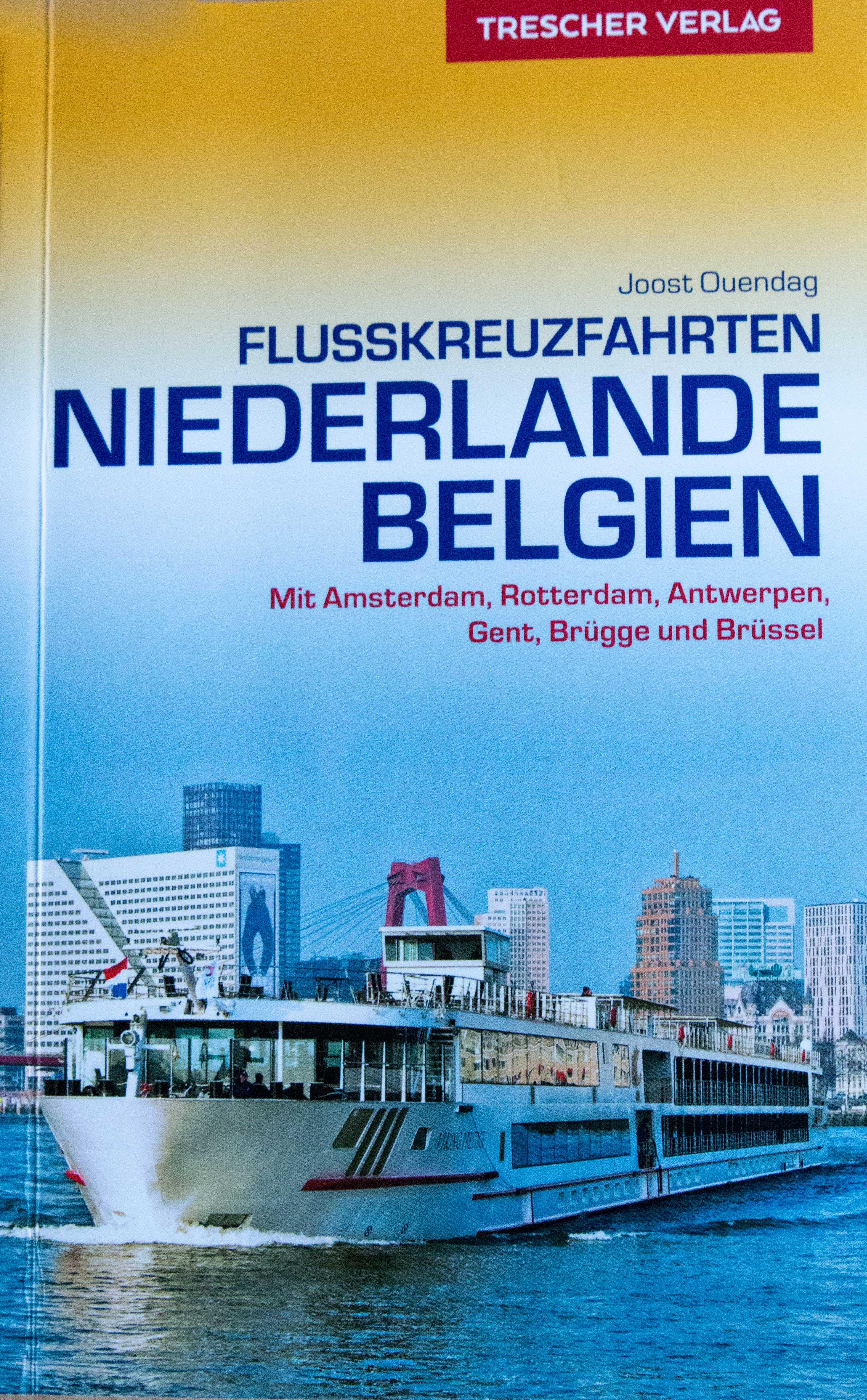 Resieführer Flusskreuzfahrten Niederlande