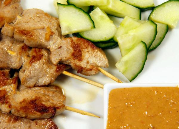 Rezept indonesische Erdnuss-Sauce