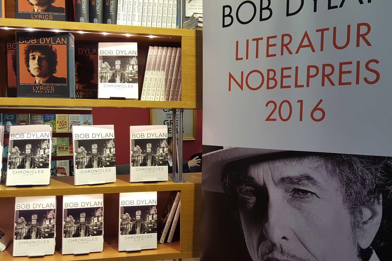 Bob Dylan Frankfurter Buchmesse