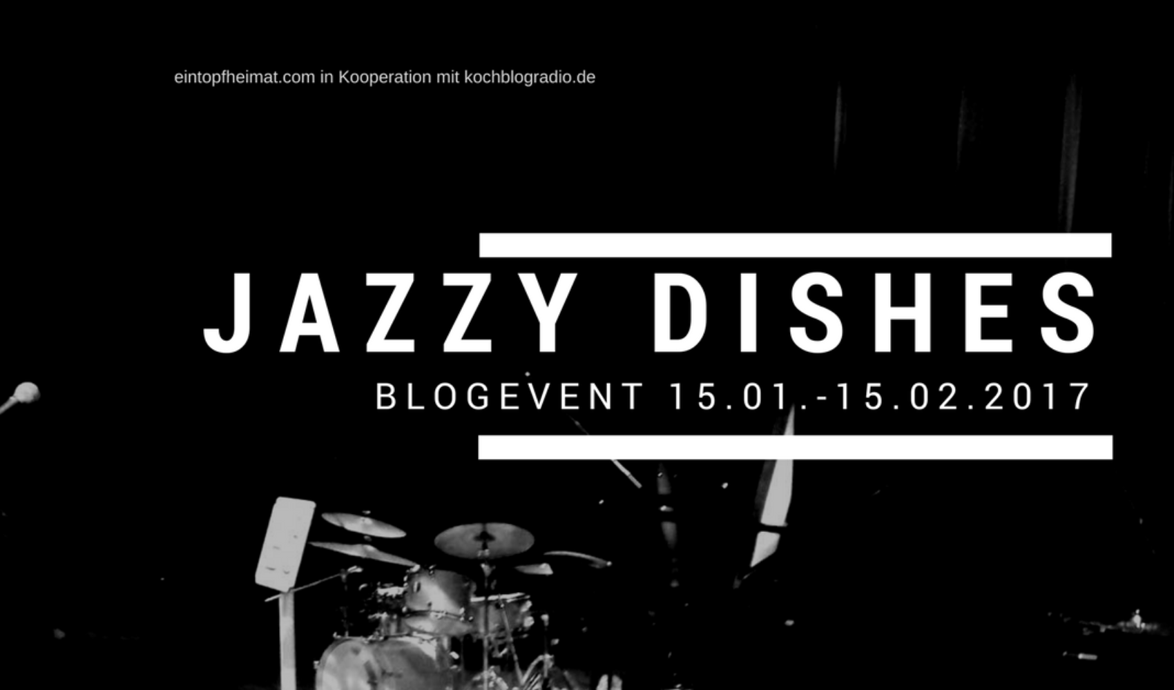 Jazzy Dishes - Blogevent