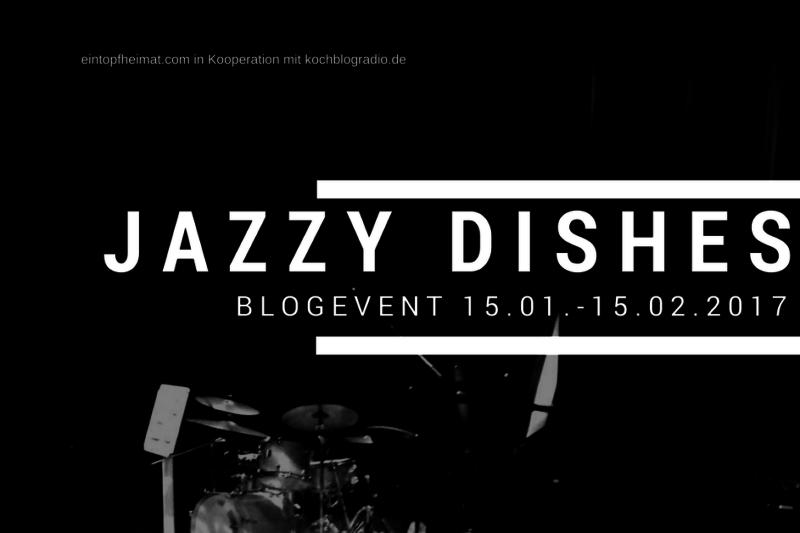 Jazzy Dishes - Blogevent