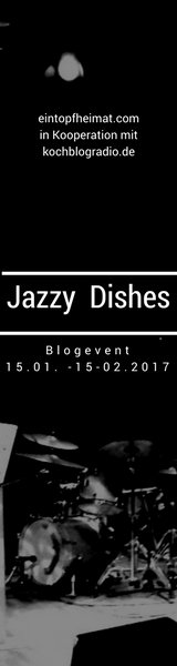 Jazzy Dishes Blogevent