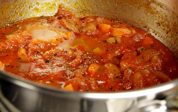Rezept Tomaten-Sugo