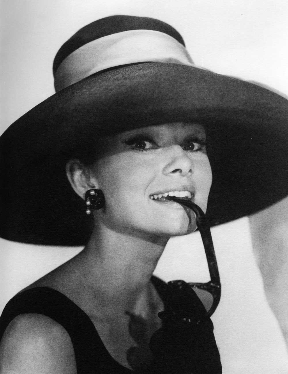 Audrey Hepburn in Breakfast at Tiffany's. Foto: Donaldson Collection/Getty Images