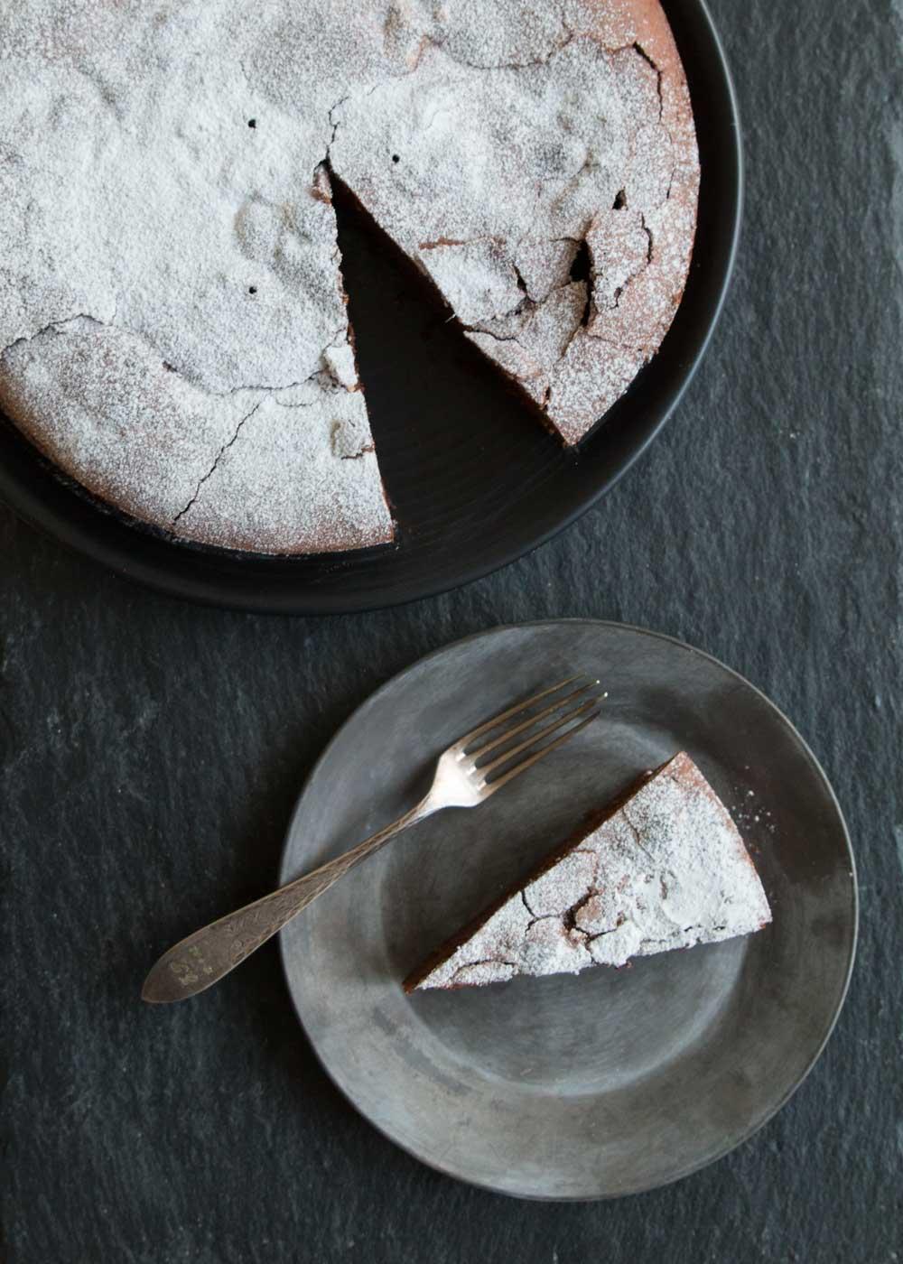 RezeptSchokoladenkuchen Audrey Hepburn