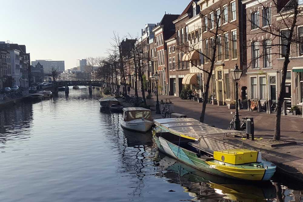 Kurzurlaub in Holland Leiden