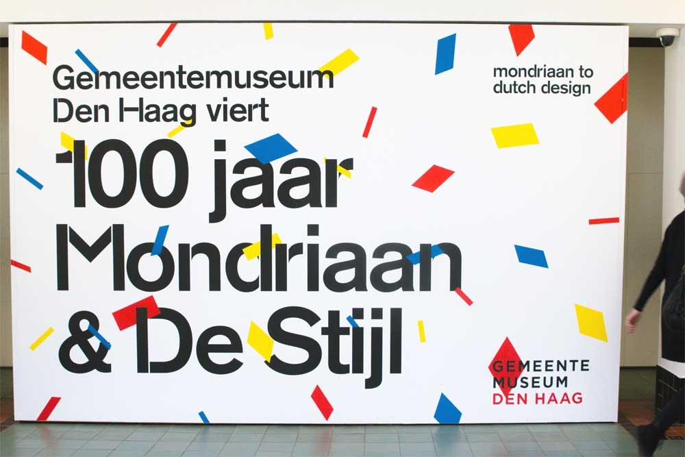 Kurzurlaub in Holland Mondriaan Gemeentemuseum Den Haag
