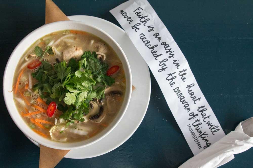 Gerichte Lunchroom TRUST
