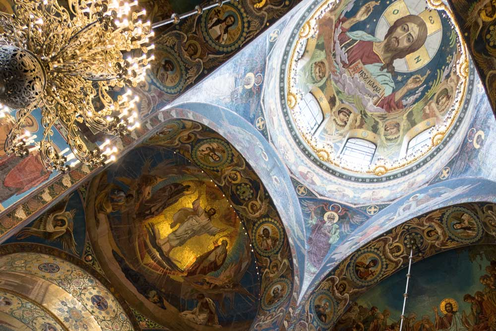 Kirchen Sankt Petersburg