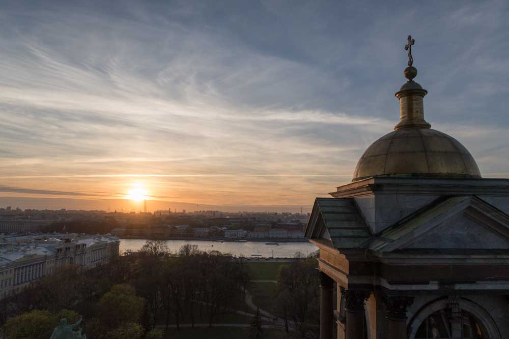 Isaakskathedrale Sankt Petersburg