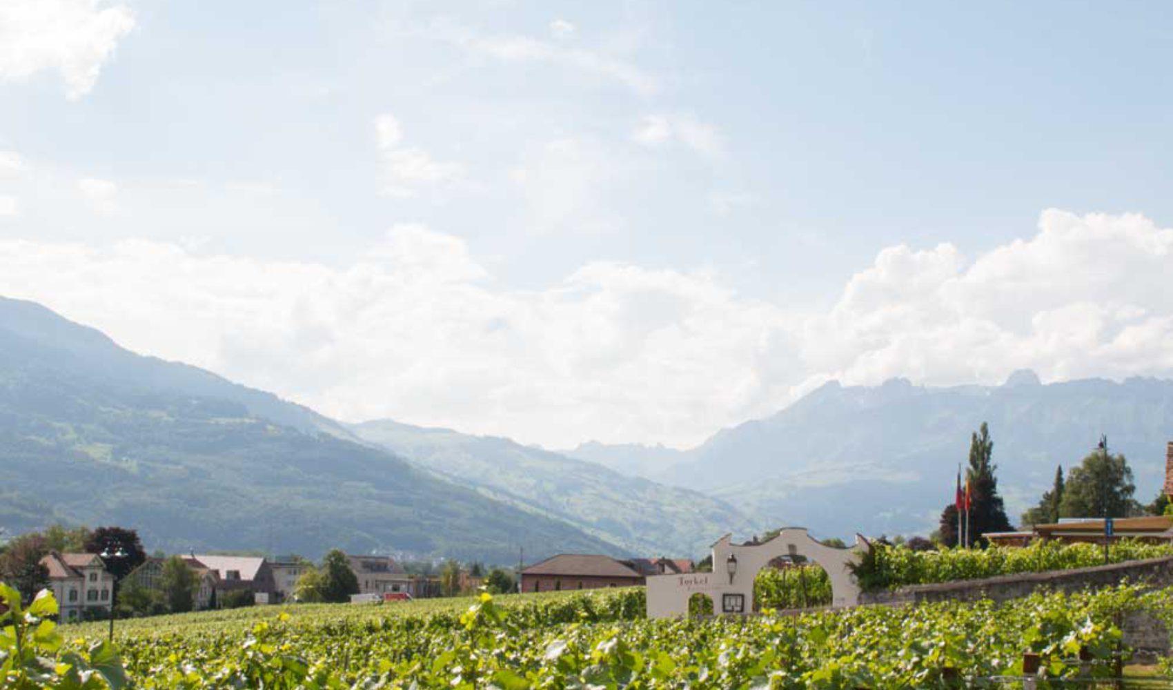 Genuss im Fürstentum Liechtenstein (I): Kleines Land mit großem Geschmack