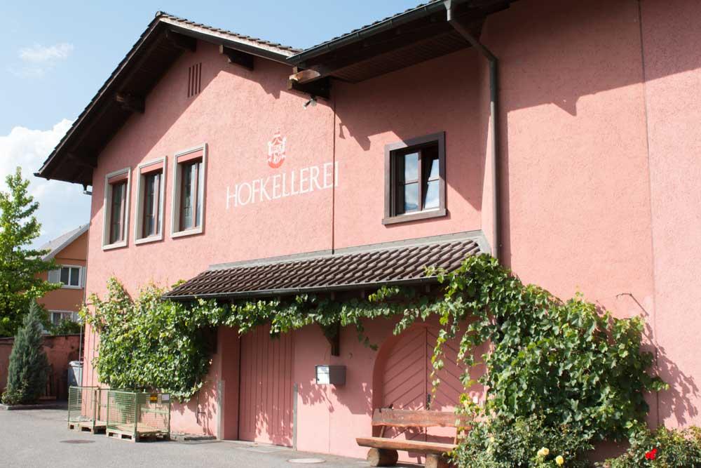 Weinanbau Liechtenstein