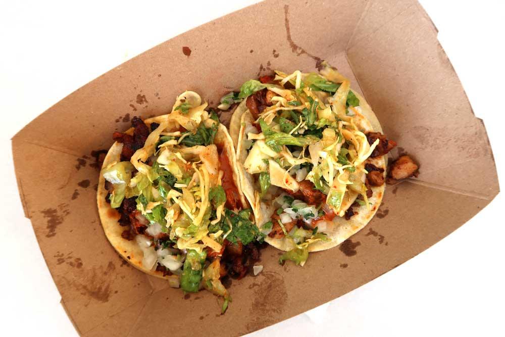 Kimchi Taco Los Angeles