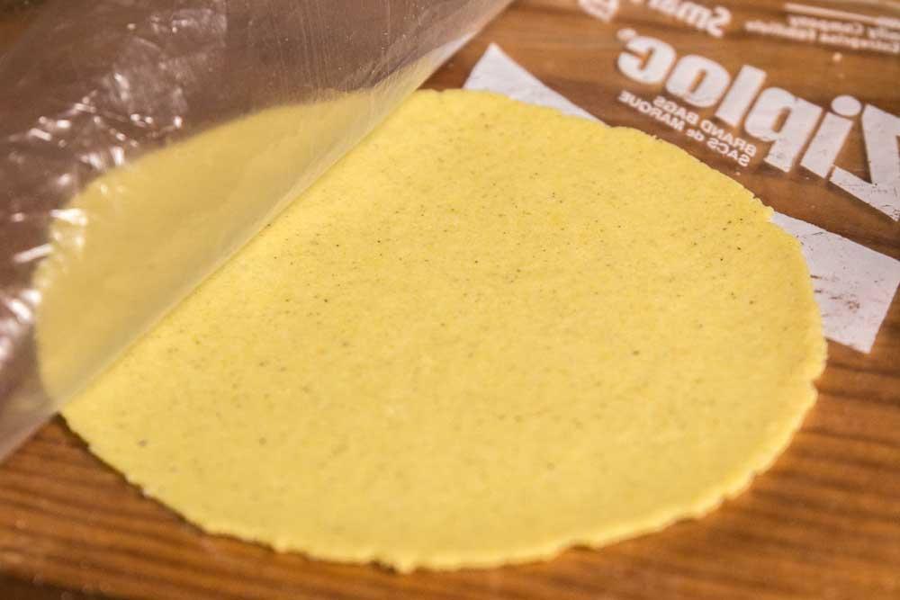 Mais Tortilla selber machen