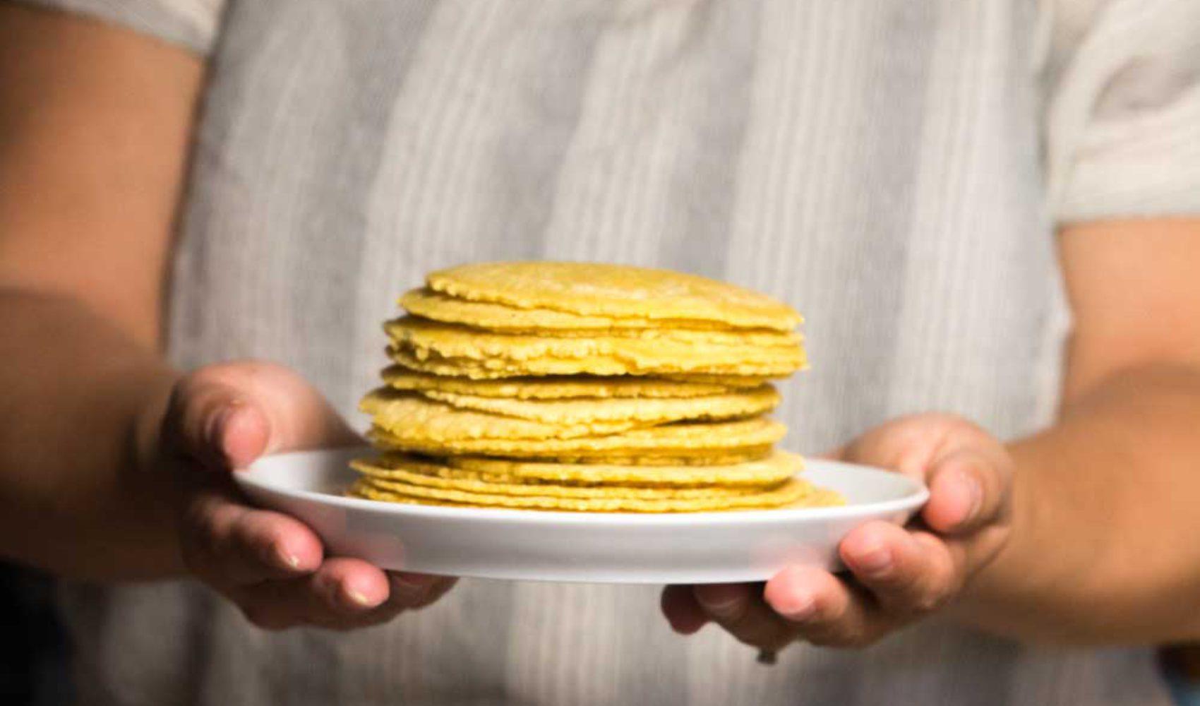Rezept für Mais Tortillas - so schmecken Tacos wirklich mexikanisch