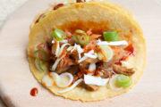 Kimchi Taco Rezept