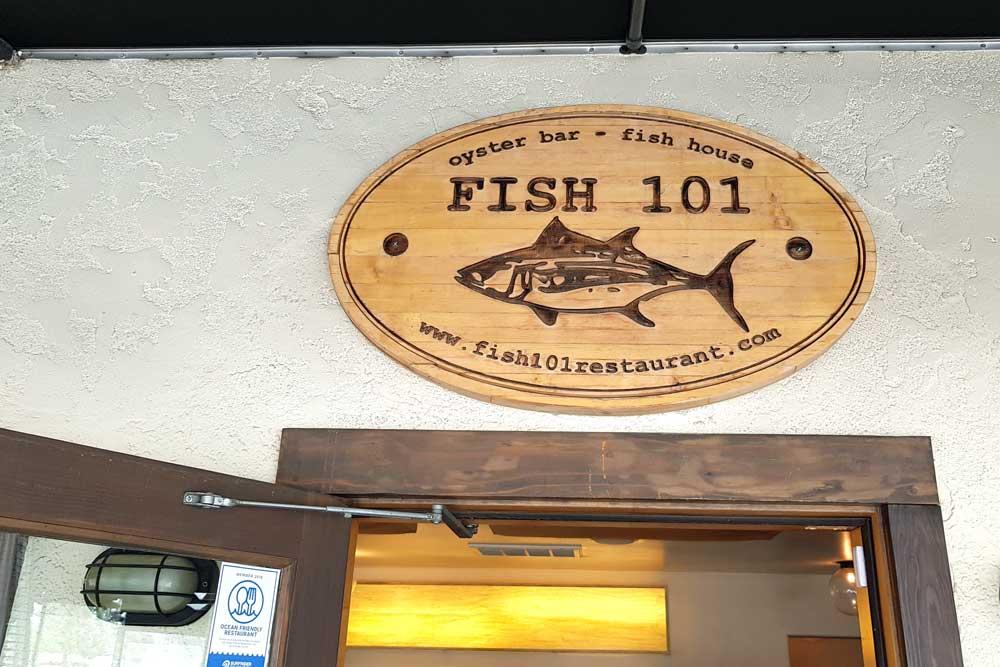Fish Restaurant Fish 1010