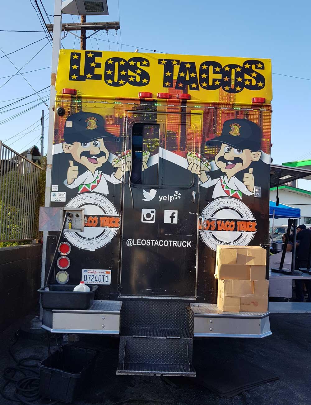 California Kitschen 2018: Taco Truck L.A.