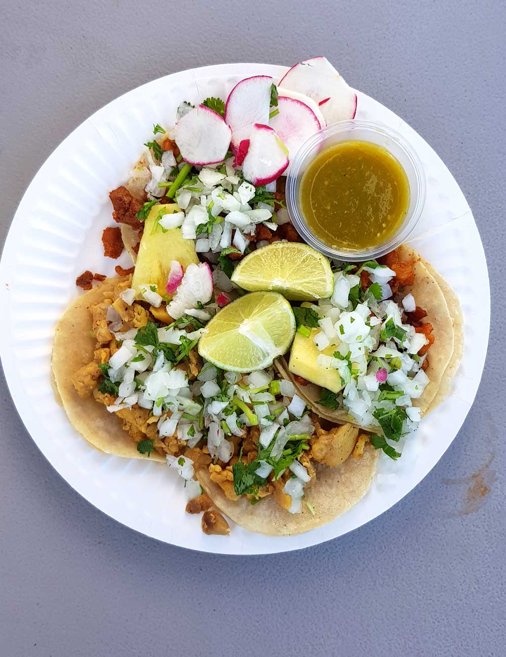 California Kitchen 2018: Taco al Pastor