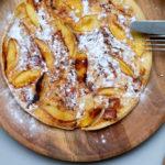 holländische Apfel-Speck-Pfannkuchen